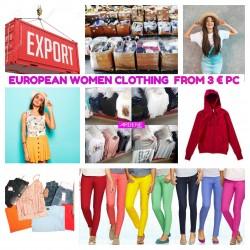 Women's Clothing European...