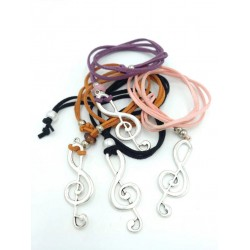 Music Long Necklace