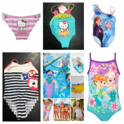 Children's swimsuits  and...