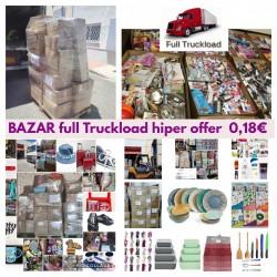 Bazaar Household  FULL TRUCK