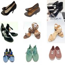 Women's shoes 300 pairs...