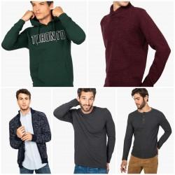 Men's Sweatshirts and Sweaters