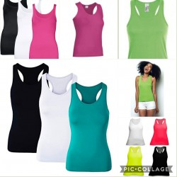 Basic sports tank tops for...