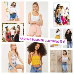 Mix brands Summer Clothing