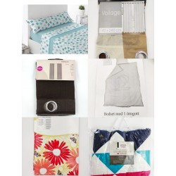 Home Textile Assorted Lot
