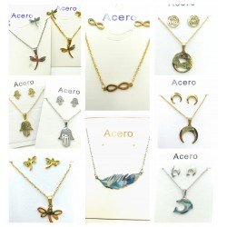 JEWERLY STEEL ASSEMBLY
