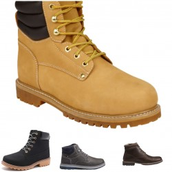 Casual Mix leather footwear