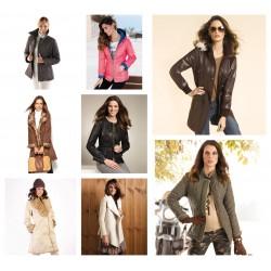 Women's jackets new season...