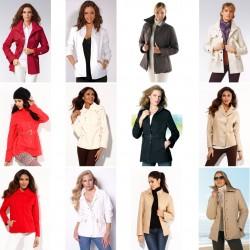 New autumn winter 2021 jackets