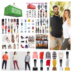 Clothing and Footwear...