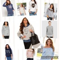 Women's winter clothing...