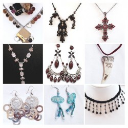 FASHION JEWELERY PACK 1000 UNI