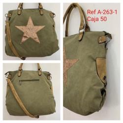 Boho Star Ref Bag A-263-1
