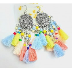 Earrings Ethnic Boho summer