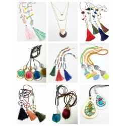 Long necklaces Boho Summer...