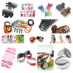 MIX HAIR ACCESSORIES