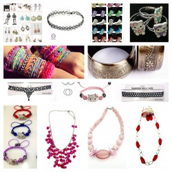 ASSORTED JEWELERY NEW SEASON