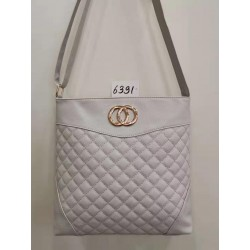 WHITE LOOP BAG