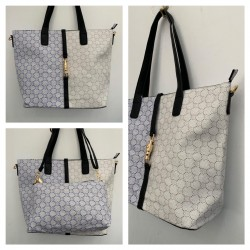 TRENDY WHITE BAG