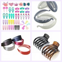 SUPER MIX HAIR ACCESSORIES