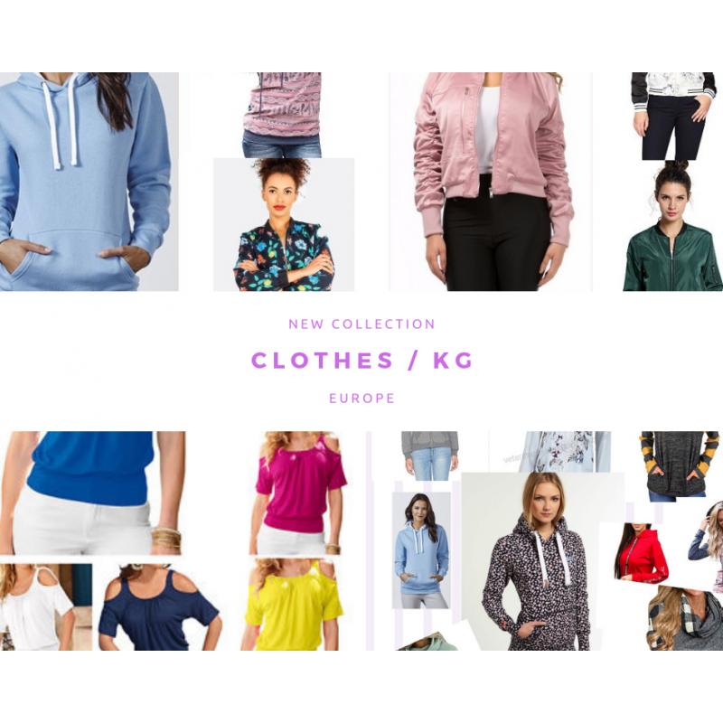 best website 8e94e b5d3f Nuovi vestiti di moda - Pallet 100kg