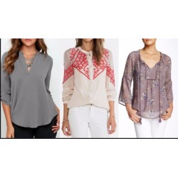 Shirts and blouses - New...