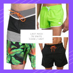 Men Summer Swimsuits - Last...