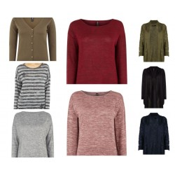 Sweaters and cardigans for...