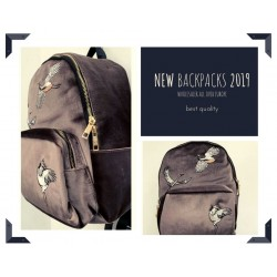 Lot Backpacks new season...