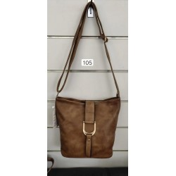 Brown Chic dress bag