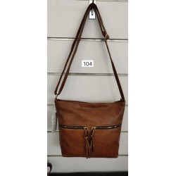 Brown Glamor dress bag