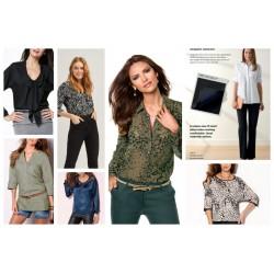 Blouses and dress pants - Lot