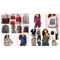 Ropa y bolsos de mujer -...