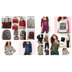Women's clothing and bags -...