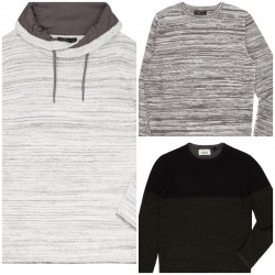 Sweaters and cardigans for men
