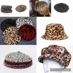 Boinas Leopardo