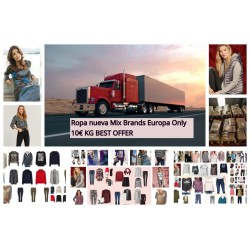 New clothes European brands...
