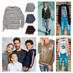 PACK FAMILY CLOTHING - NEW MIX