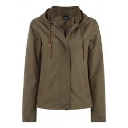 Green Parka jacket - New...
