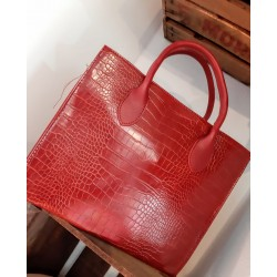 Bolso modelo Passion Red