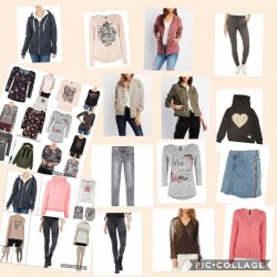 Women's clothing - New Mix