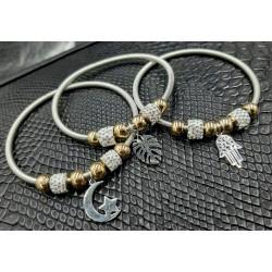 Steel bracelet - Pandora Style