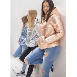 Metalized jackets