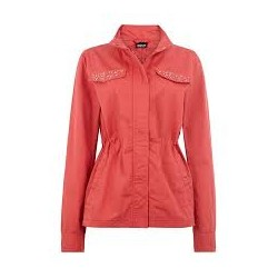 Parka Red Jackets