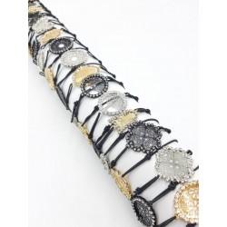 Design elastic bracelet