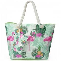 copy of Beach bag FLAMINGO...