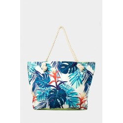 Beach bag - Palms Summer