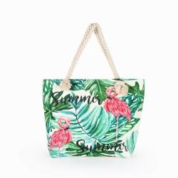 Beach bag - Flamingo