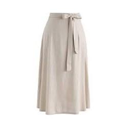 Linen skirts   BOHO CHIC...