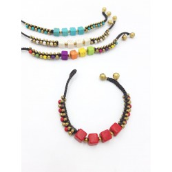 Bracelets Indian Boho  square
